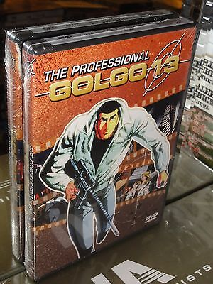 The Professional: Golgo 13 (DVD) Osamu Dexaki, English Dubbed! URBAN VISION DVD!