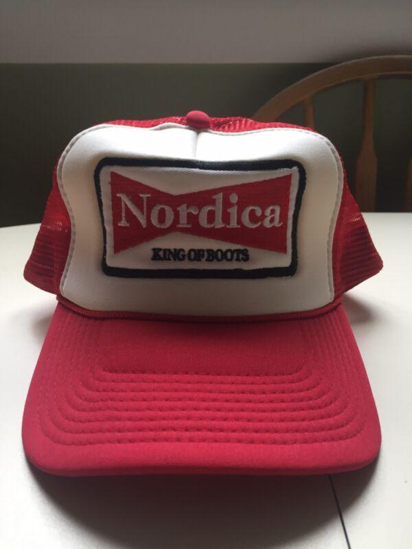 Nordica King Of Boots Baseball Cap
