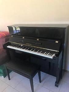 Yamaha T121 Upright Piano  - Priced To Sell Bonnyrigg Heights Fairfield Area Preview