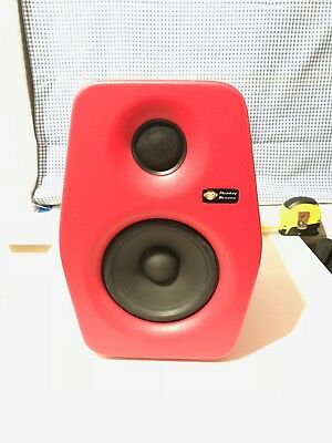 Monkey Banana Turbo 5 Studio Monitors Speaker - Red (single)