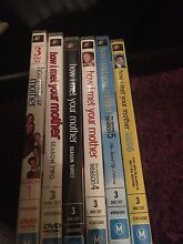 How I met your mother season 1-6 dvd Welland Charles Sturt Area Preview