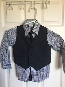 Boys Dress Clothes Sz 4