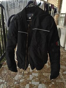 Motorcycle Riding Jacket Men's Bomber by Corazzo Auchenflower Brisbane North West Preview