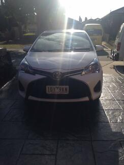 2015 Toyota Yaris Sedan Delahey Brimbank Area Preview