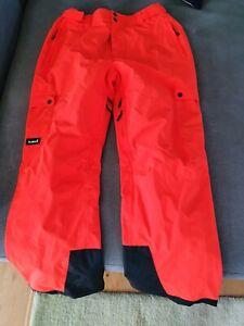 Brand New XL Bright Orange Ski/Snowboard Pants