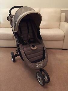 Baby Jogger City Mini Pram (MINT CONDITION) Hillarys Joondalup Area Preview