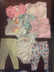 Size 0 baby girl clothing Deception Bay Caboolture Area Preview