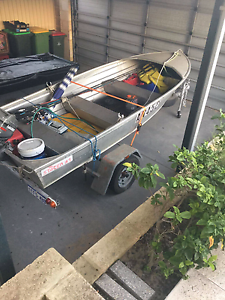 Dinghi & trailer East Fremantle Fremantle Area Preview