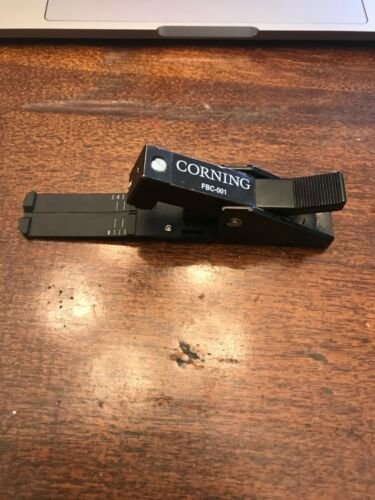 Corning FBC-001 Fiber Optic Snap Cleaver