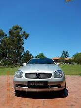 1998 Mercedes-Benz SLK230 Convertible PRIVATE SALE Orchard Hills Penrith Area Preview