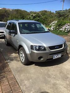 Ford Territory SY TX 4sp Auto LPG Rye Mornington Peninsula Preview
