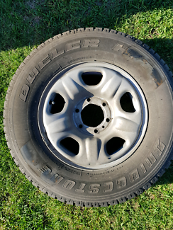 245x70R16 spare tyre Raymond Terrace Port Stephens Area Preview