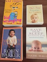 Set of 4 baby/ toddler books Cherrybrook Hornsby Area Preview