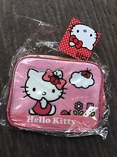Hello Kitty school lunch box bag insulated kids student eat cute Innaloo Stirling Area Preview
