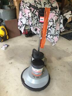 Hako RSP Suction Polisher and Scrubber.  For commercial cleaning.