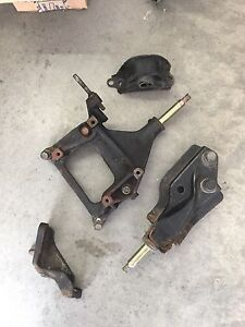 Acura Integra GS assorted motor mounts and such.