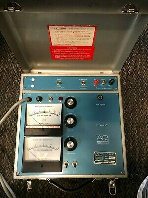 Associated Research Hypot Tester 5220