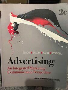 Integrated marketing communication advertising books gumtree integrated marketing communication advertising books gumtree australia free local classifieds fandeluxe Choice Image