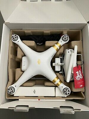 DJI Phantom 3 Professional 4K Camera Quadcopter - White (CP.PT.000181)