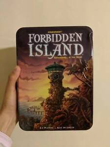 Forbidden Island Adventure If You Dare Card Game Blacktown Blacktown Area Preview