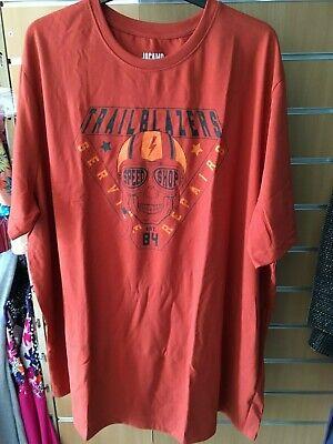 JACAMO  Trail Blazers   t-shirt   3XL  LONG  bnip  BIG&TALL
