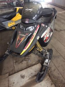 2005 skidoo MXZ 600 HO (carb) forsale