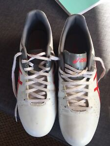 ASICS footy /rugby boots US size 11