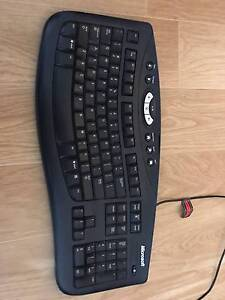 Logitech Speaker + Microsoft Keyboard St James Victoria Park Area Preview
