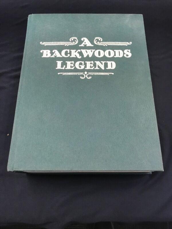 Mountain dew Dewcision 2016 Book,A Backwoods Legend rare promo item for dewshine