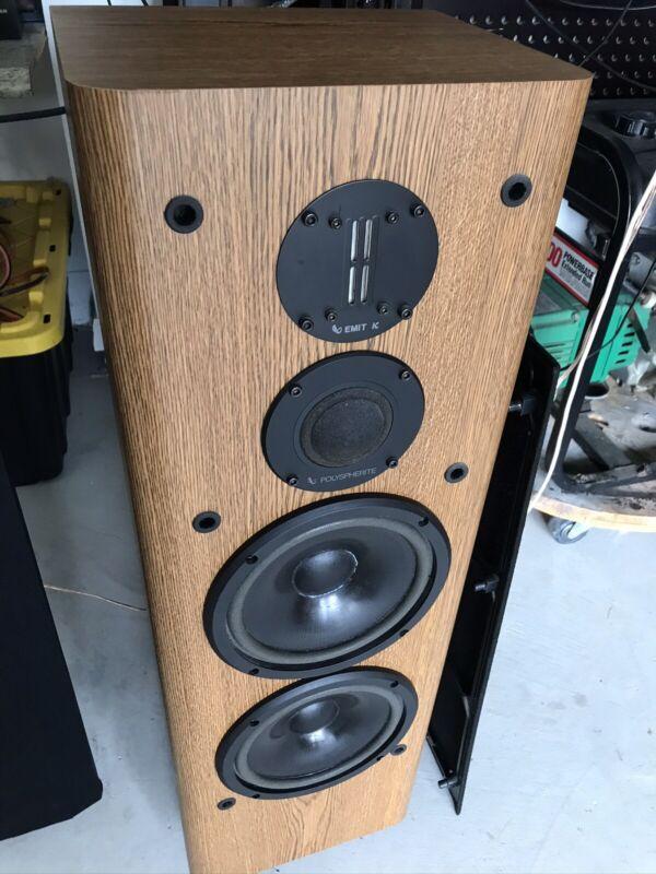 Infinity RS 6001 speakers