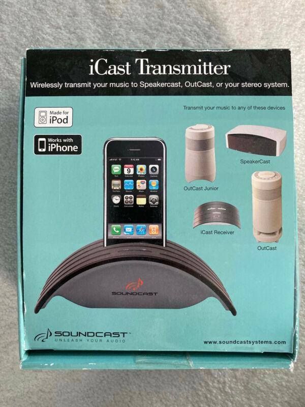 Soundcast iCast Transmitter for Speakercast, Outcast