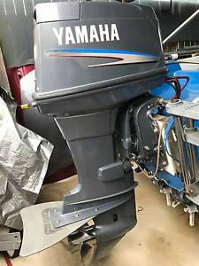 90 HP Yamaha Outboard Margate Redcliffe Area Preview