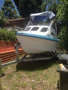 Seafarer FIBREGLASS PRODU 70 HP Fairfield Fairfield Area Preview