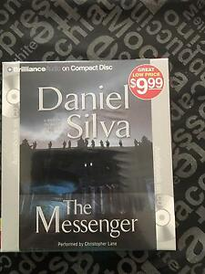 The Messenger CD audio book Dingley Village Kingston Area Preview