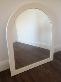 Framed wall mirror Caves Beach Lake Macquarie Area Preview