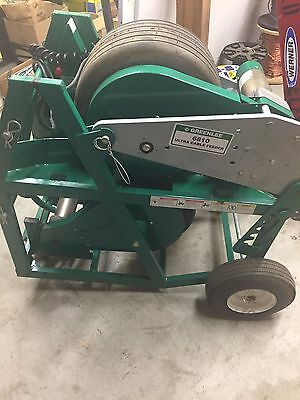 Greenlee 6810 Ultra Feeder Wire Puller 555 854 854 855 Gx Conduit Pipe Benders