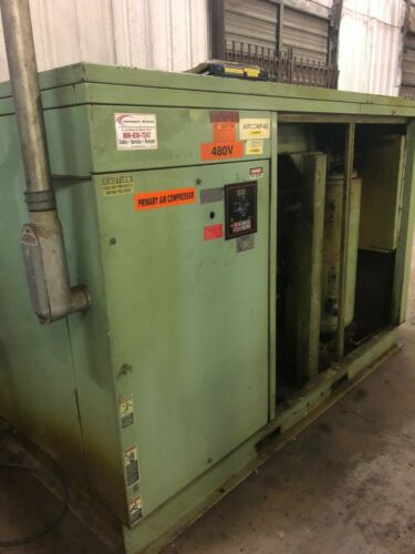 Sullair 125HP Rotary Screw Air Compressor LS20