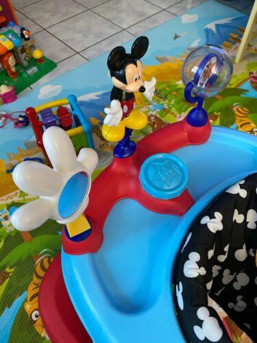 Disney Baby Ready, Set, Walk! 2.0 Developmental Walker, Mickey Silhouette -...