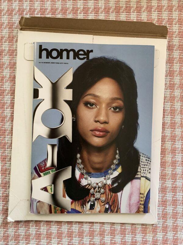 HOMER by FRANK OCEAN Catalog A-OK / RARE / BLONDED * BOYS DONT CRY MAGAZINE