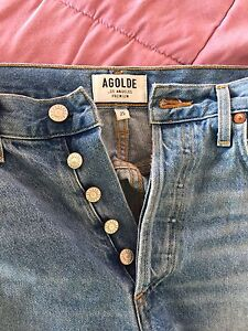 Agolde jeans size 25