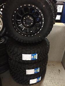 BRAND NEW 4x4 wheels Maddington Gosnells Area Preview