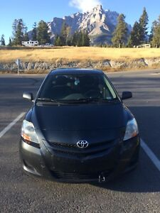 Toyota Yaris 2007 in great condition low mileage