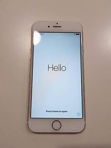 iPhone 6 64gb white and gold UNLOCKED East Geelong Geelong City Preview