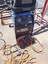 CIGWELD 8KVA/255Amp Welder Generator Only 81 HRS & Wire Feeder Dubbo 2830 Dubbo Area Preview