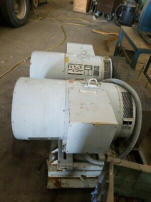 Kato Synchronous Ac Generator 50-471161121 50kw 62.5kva 240 120v 178.5a 80hp