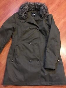 Manteau 3/4 femme XL North Face
