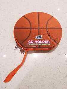 Basketball CD/ DVD holder Greensborough Banyule Area Preview