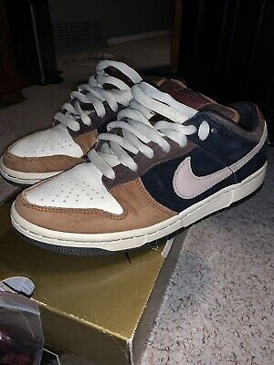 Nike SB Strummer W/ Box Pre Owned Clean US NO INSOLES Size 6