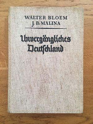 Unvergängliches Deutschland: ein Buch von Volk und Heimat (1933)