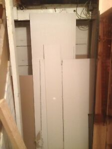 Free drywall pieces